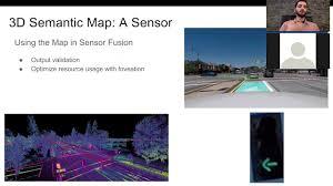 Semantic Map 03 Webinar 3 Sensor Fusion Semantic Map As Sensor Youtube