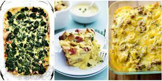 Dinner Casserole Ideas 10 Best Egg Casserole Recipes Baked Egg Breakfast Casserole Ideas