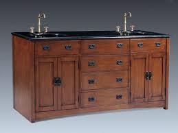 72 Double Bathroom Vanities by Brogan Double 72 Inch Mission Style Bathroom Vanity