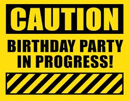 luvibee kids company free construction birthday party printables