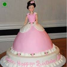 birthday cakes online doll birthday cake free shipping across jaipur