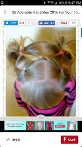 Toddler Hairstyles For Girls by 74 Best Hair Styles For Picture Day Images On Pinterest