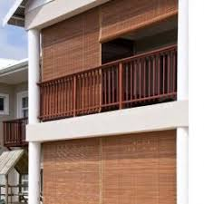Outdoor Bamboo Shades For Patio by Outdoor Blinds And Shades Patio Blinds