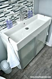 two faucet bathroom sink u2013 wormblaster net