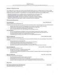 Legal Secretary Sample Resume by Resume Corporate Resume Samples Medical Interpreter Resume