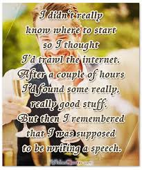 wedding wishes speech best wedding speech tips ideas and toast exles