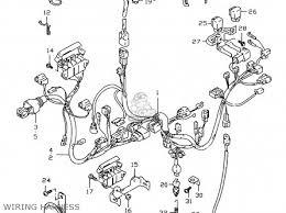 harness wiring no 1 gsxr600 1999 x 3661034e10