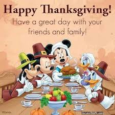 happy thanksgiving a great day with your family quotes