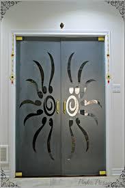 Home Door Design Gallery Pooja Room Designs In Glass Home Decor Ideas Pinterest Room