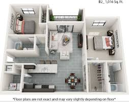 Two Bedroom Apartments In Florida Mila Apartments Rentals North Miami Beach Fl Apartments Com