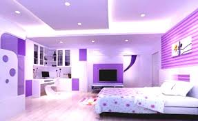 Home Interior Design Wall Decor by Interior House Decoration With Purple Home Design Ideas