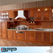 wood kitchen cabinet ideas china american style solid wood kitchen cabinet design