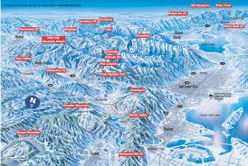 Ogden Utah Zip Code Map by Map Of Ski Resorts In Utah New York Map
