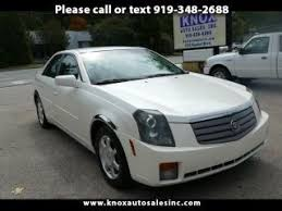 value of 2003 cadillac cts used cadillac cts for sale in raleigh nc edmunds