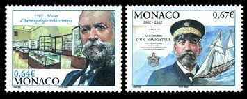 anthropologie founder paleophilatelie eu paleontologits in philately on stamps