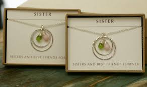 wedding gift ideas for friends jewelry birthstone necklace for wedding gift