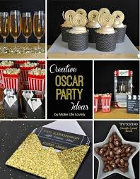 oscar party ideas creative oscar party ideas we r memory keepers