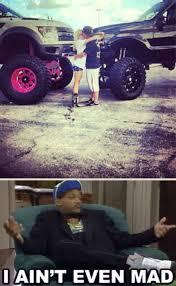 Lifted Truck Meme - disregarding my own opinion on lifted trucks if you find a girl