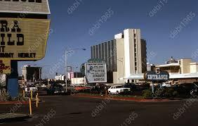 vintage las vegas u2014 las vegas strip hotels motels casinos race