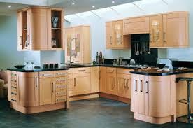 cuisine moderne bois clair cuisine meuble bois clair cuisine moderne et fonctionnelle