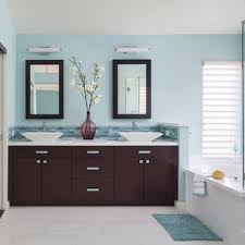 what color goes with brown bathroom cabinets light oak cabinets and paint color bathroom ideas houzz