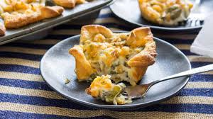 green bean casserole crescent cups recipe pillsbury