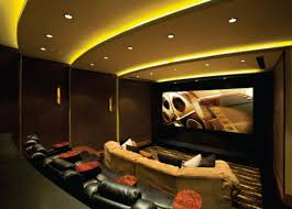 Home Theater Ceiling Lighting 6 Lighting Ideas For Home Theaters Ce Pro