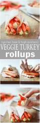 gluten free veggie turkey rollups high protein easy healthy