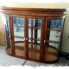 glass shelves for china cabinet find more top half of china cabinet 2 glass shelves with accent