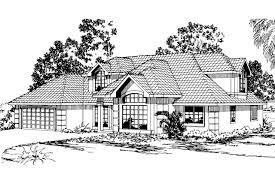 Mediterranean House Plan Mediterranean House Plans San Antonio 11 053 Associated Designs
