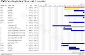 Excel 2010 Gantt Chart Template 10 Best Images Of Calendar Gantt Chart Excel Project Management