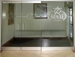 Interior Glass Door Designs by Glass Doors Custom Door Manufacturer
