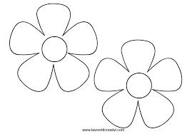 fiori disegni disegni fiori da ritagliare cerca con wiosna