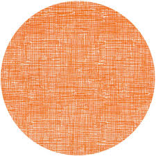 timeless treasures sketch basics orange