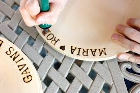 bamboo plates wedding tip wedding idea to personalize your bamboo plates