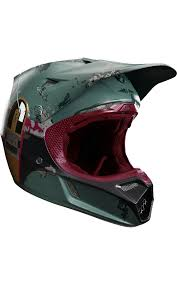 new motocross gear boba fett limited edition motocross gear from fox racing