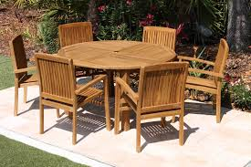table and chair set for sale sale 56in round table 6 pacific chair teak set oceanic teak