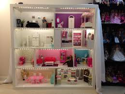 How To Make Dollhouse Furniture Out Of Household Items My Girls Really Want A Barbie Doll House Have You Seen How
