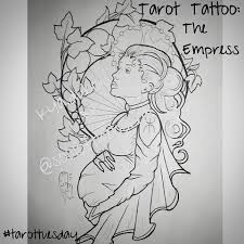 tarot tattoo project u2014 soul of the boreal