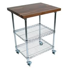 chrome wire basket kitchen cart the best cart