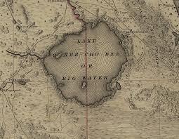 Map Of Fort Pierce Florida by Okeechobee The Florida Memory Blog