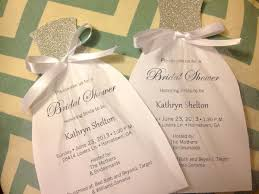 invitations for bridesmaids how to diy bridal shower invitations we tie the knots we tie