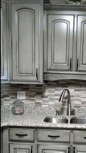 white kitchen cabinets with gray glaze 20 the most popular gray glazed kitchen cabinets diy 102