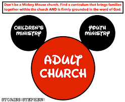 the difficult task of selecting curriculum for children u0027s ministry