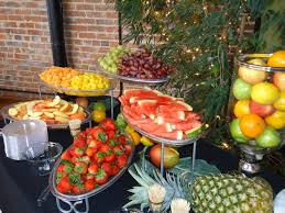 Local Wedding Planners Fruit Display It U0027s Your Party Event And Wedding Planners