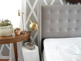 Light Grey Headboard Gray Tufted Bed Headboard Elegance Gray Tufted Bed U2013 Design