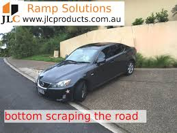 lowered cars jlc ramps u2013 complies with the requirements of many councils in