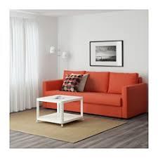 Ikea Sofa Bed Friheten Ikea Friheten Sofa Bed Skiftebo Dark Orange Easily Converts