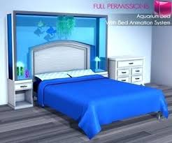 Aquarium Bed Set Fish Tank Bed In Bedroom Noise Cheap Cars
