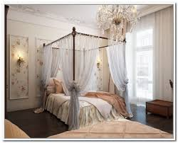 Curtains For Canopy Bed Stunning Canopy Curtains Canopy Curtains Home Design